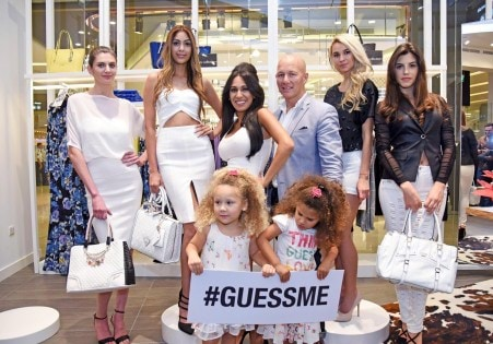 GUESS launches Summer'15 collection