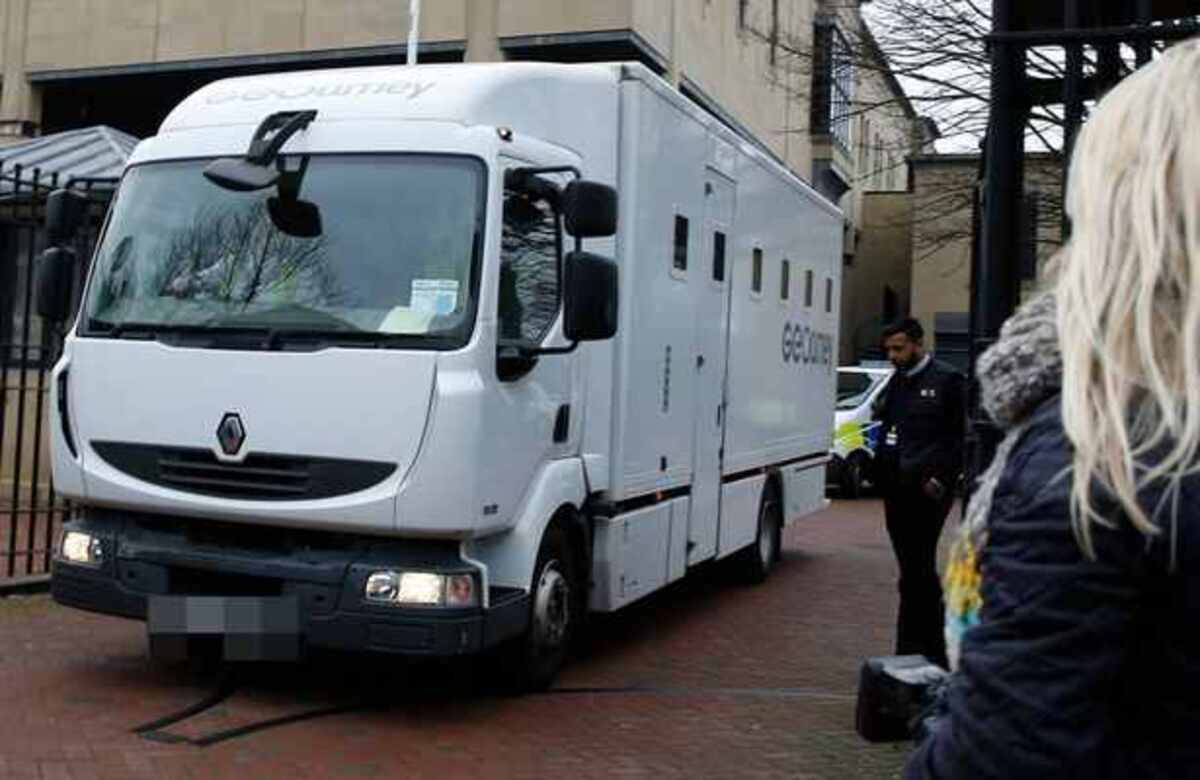 A-prison-van-believed-to-be-carrying-Adam-Johnson